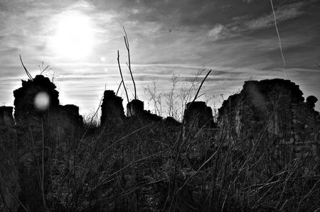 derelict: Report on Derelict houses in Carmpona - Seville - Spain