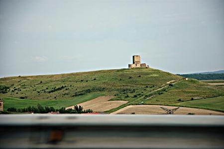 castille: In the lands of Castille Stock Photo