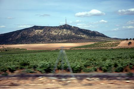 castille: In the lands of Castille (Spain)