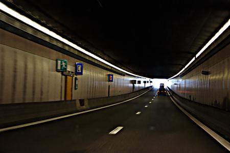 On the road to Bergen op zoom Banco de Imagens