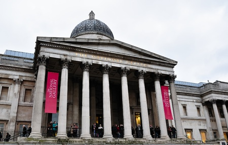 Museum of London - England - Europe Editorial