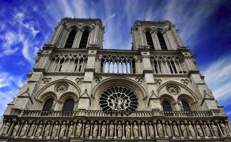 Paris - France Notre Dame