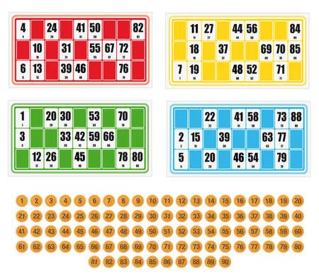 seniorenheim: Loto Spiel mit Token