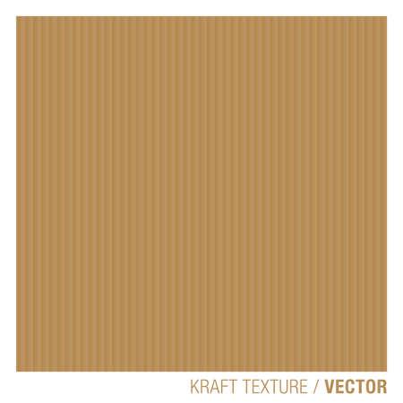 papier naturel: Le papier Kraft
