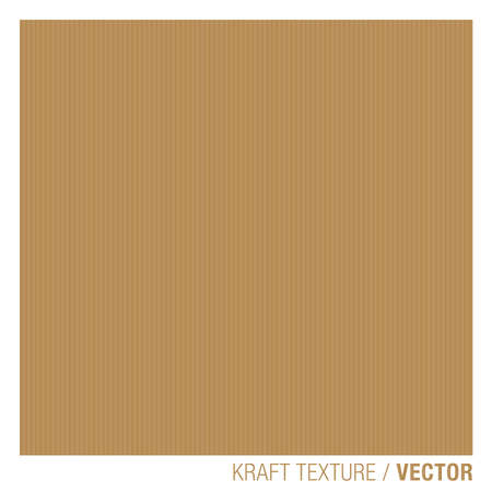 Kraft paper Stock Vector - 13043975