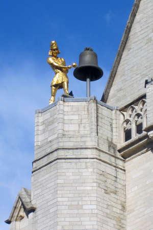 curch: Leuven, Belgium, Saint Peter curch, chime