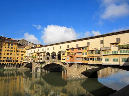 ponte: Ponte Vecchio, Firenze, Italy