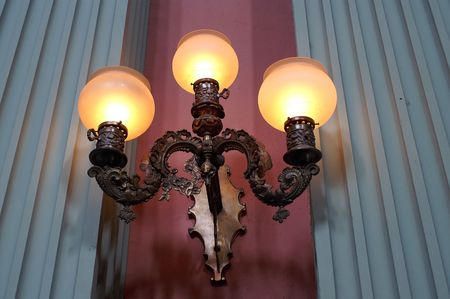 St. Louis Courthouse Lights