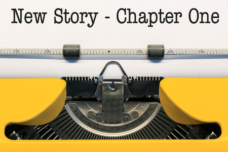 New Story Chapter One
