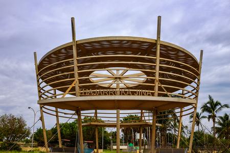 Rotunda at oceanside park