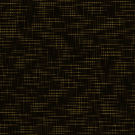 Abstract background with yellow lines and dots.