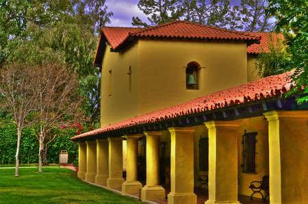 San Fernando Mission Banque d'images - 12674071