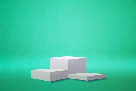 Illustration of modern design space Banque d'images - 150156860