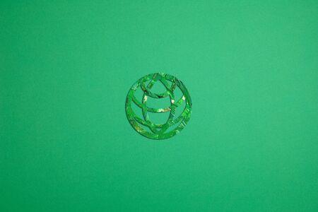 Illustration of modern design ecology symbol Banque d'images - 150159900