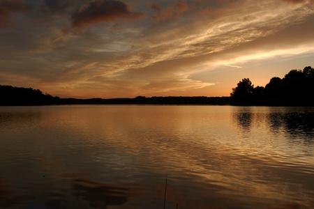 Greenlick Lake and Mt Pleasant