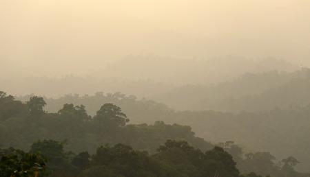 Landscape of mountain of Thailand. Banco de Imagens - 48247735