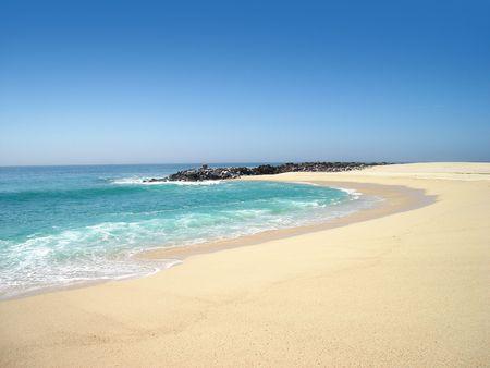 lucas: Beach cove in Cabo San Lucas, Mexico