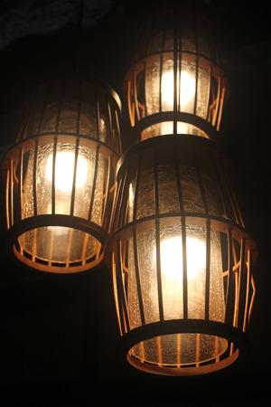 triple: Triple lights
