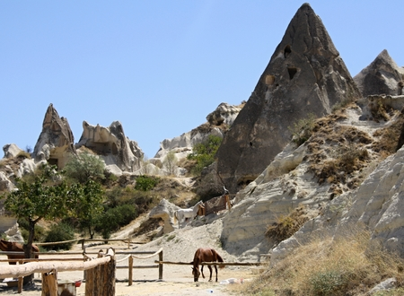 Cappadocia  Turkeys kingdom of caves photo
