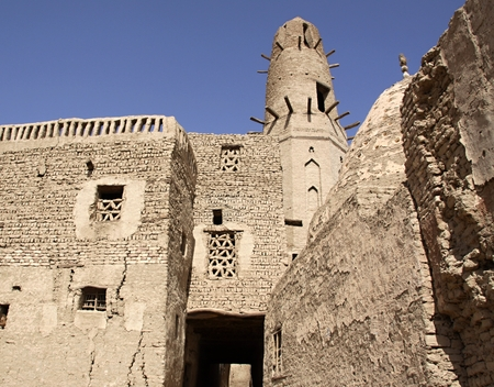 Al-Qasr,old Islamic town ,Dachla oasis