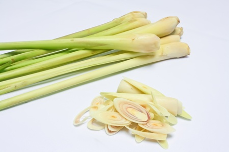 prepared lemongrass III