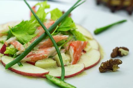 Crab Sticks Salad photo