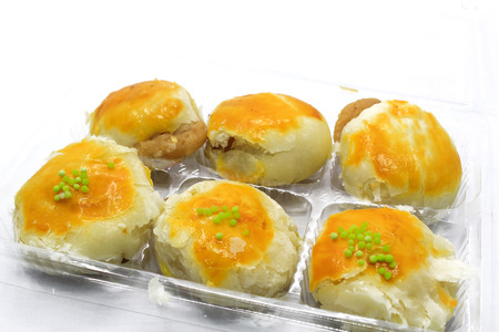 Chinese Pastry or Moon cake