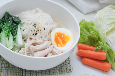 nutriments: Noodle soup with chicken