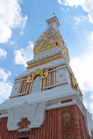 Pagoda,Wat Phra That Phanom,Thailand Stock Photo