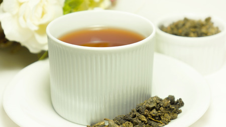 oolong tea: oolong tea