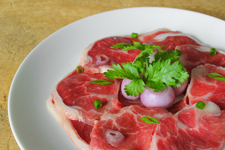 shank: shank beef