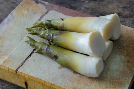 proficient: Bamboo shoots