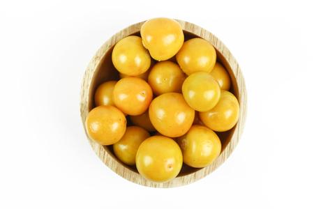 Fresh golden cape gooseberry, physalis