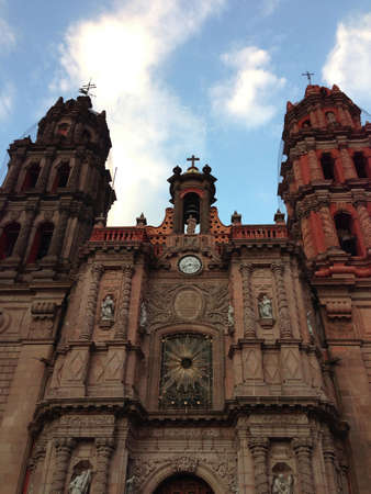 luis: Cathedral in SLP Mex