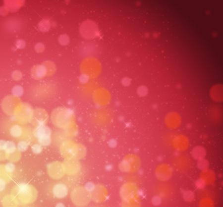 Pink Bubble Background Sparkles