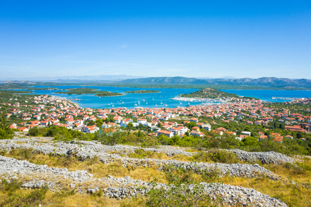 murter: Murter Croatia Stock Photo