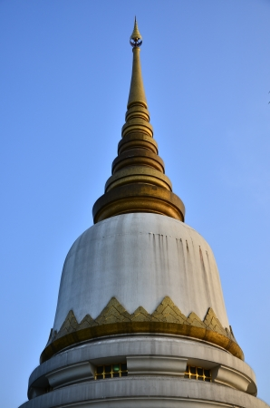 venerate: Pagoda of Phrasrimahathat temple