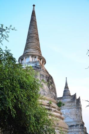ayuthaya: Pagoda of Ayuthaya temple