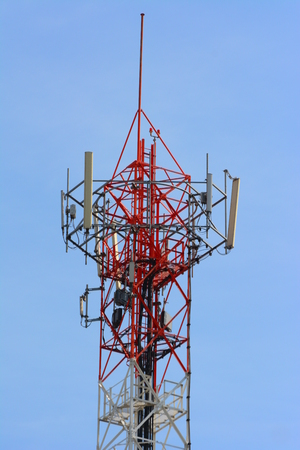 recieve: Radio signal recieve and transmitter