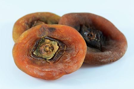 dried: Dried plum Stock Photo