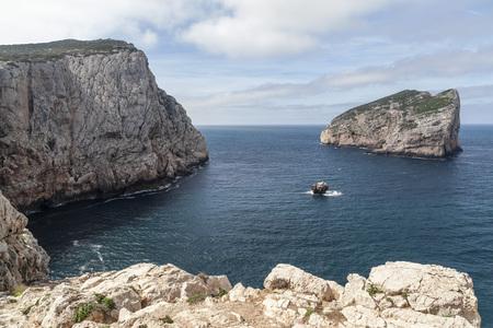 capo: Capo Caccia, Sardinia, Italy.