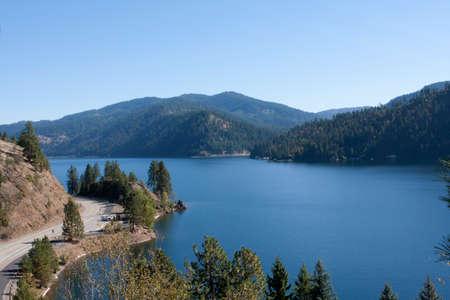 coeur: Coeur dAlene Lake