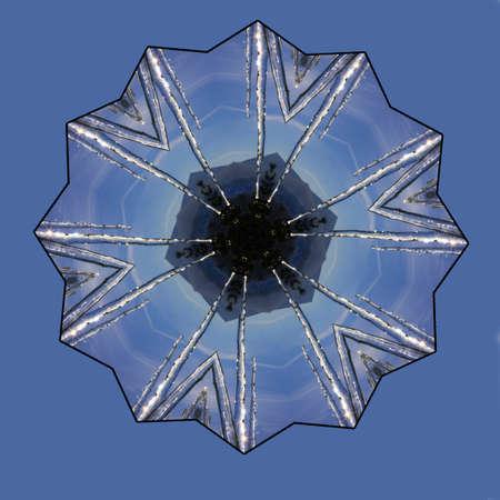 Icicle Kaleidoscope