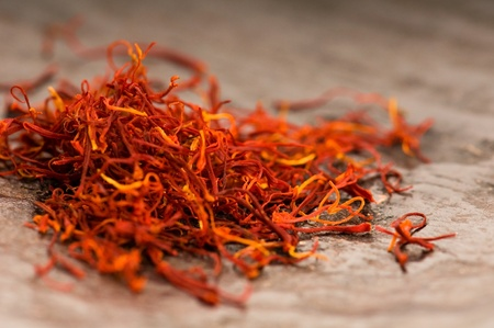 safran: safran. herbs and spices