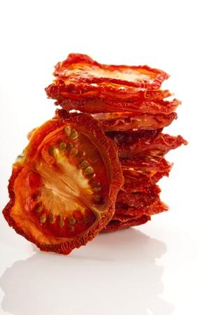 Italienische getrockneten Tomaten Lizenzfreie Bilder