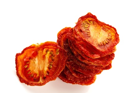 sundried: Italian sun dried tomatoes Stock Photo