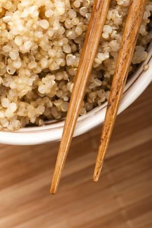 quinua: La quinua de grano