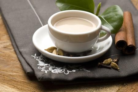 assam: Masala chai