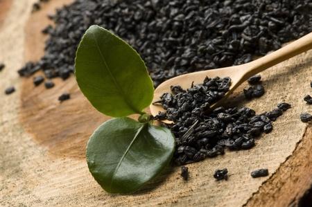 pekoe: Fresh and dried tea