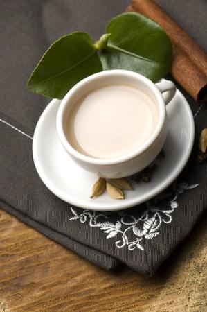 chai: Masala chai